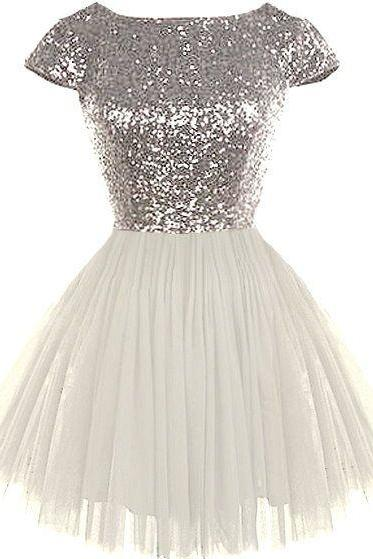 New Arrival Tulle Homecoming Dress,Short Homecoming Dresses,Beautiful Prom Dress